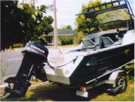 1995 Fyran 565 - 5.65m