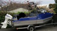 5 Metre Stabi Craft-125Hp Johnson Outboard